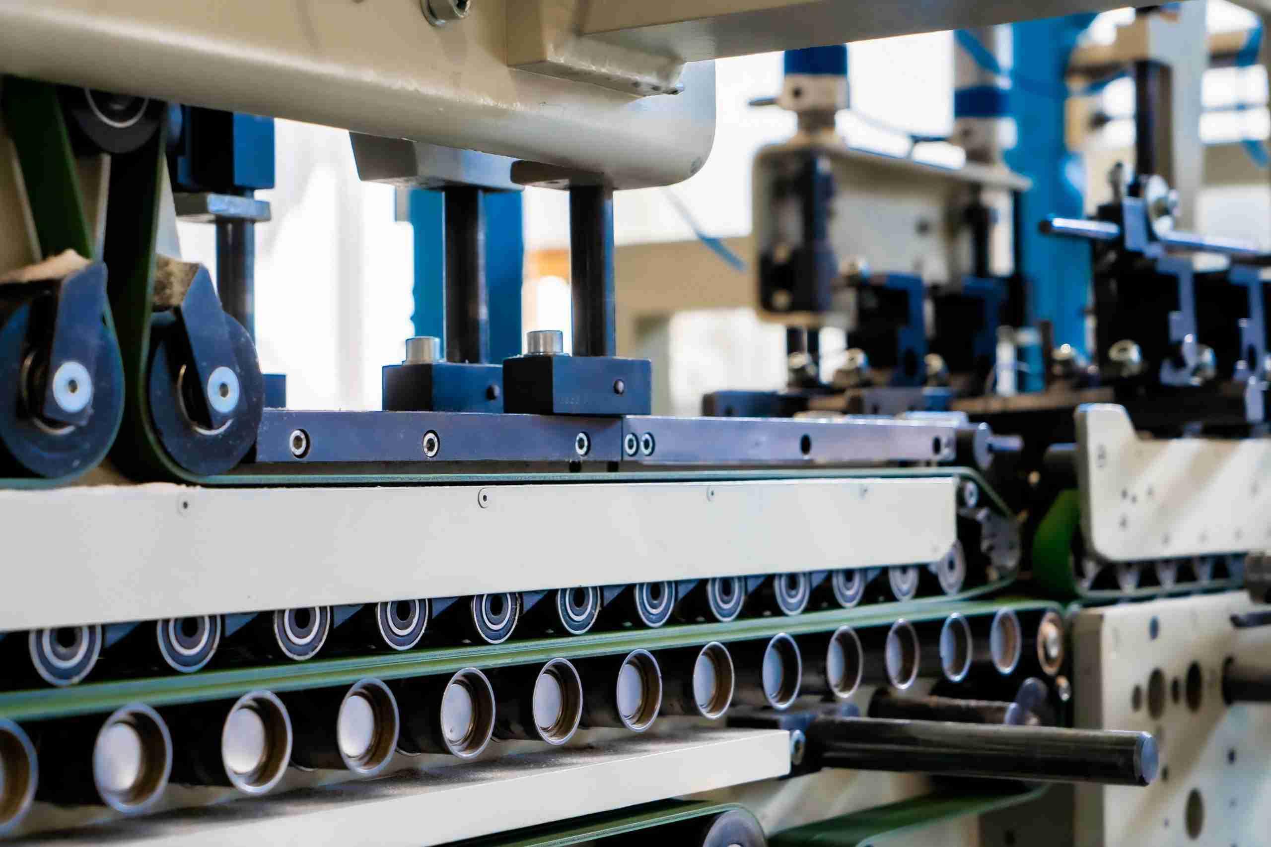 Manuales para líneas de automatización
